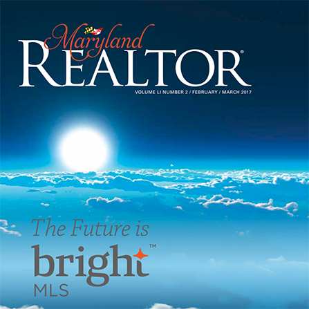 MD REALTOR MAGAZINE January - February 2017
