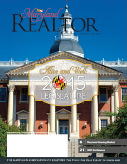 Maryland REALTOR June/July 2015