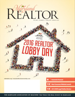 Maryland REALTOR February/March 2016