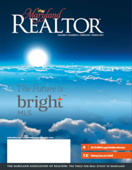 Maryland REALTOR February/March 2017