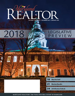 MARYLAND REALTOR December 2017/January 2018