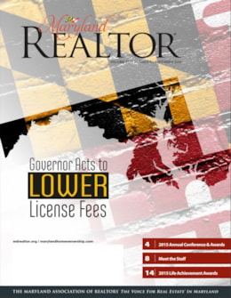 Maryland REALTOR November 2015