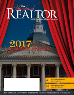 Maryland REALTOR January 2017