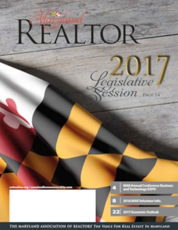 Maryland REALTOR June/July 2017
