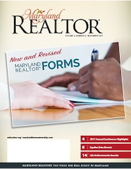 Maryland REALTOR October/November 2017
