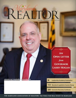 Maryland REALTOR June/July 2016