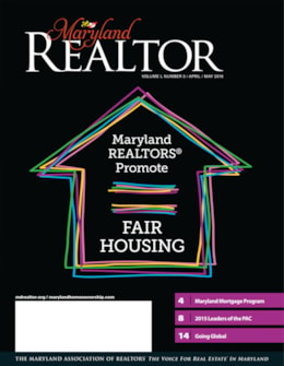 Maryland REALTOR April/May 2016