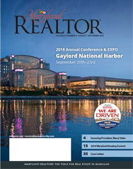 Maryland REALTOR August/September