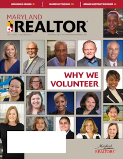 Maryland REALTOR Magazine April/May 2021
