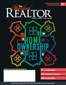 Maryland REALTOR Magazine June/July 2020