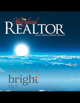 MD REALTOR MAGAZINE February - March 2017